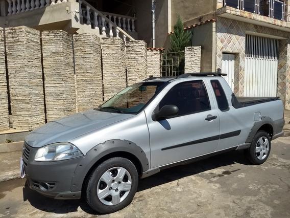 Fiat Strada 1.4 Working Ce Flex 2p 2012