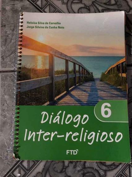 Livro Diálogo Inter-religioso 6