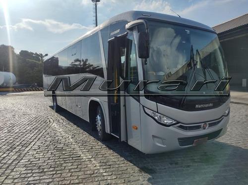 Imagem 1 de 4 de Onibus Audace Mercedes 1724 2018 48 LG 100 Mil Km Dt-ref 782