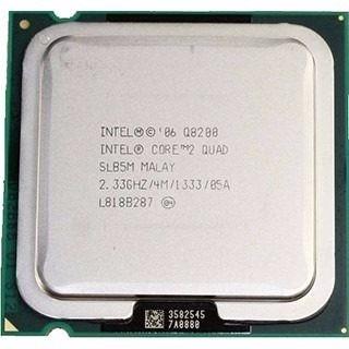 Processador Intel Core 2 Quad Q8200 2.33 Ghz 775