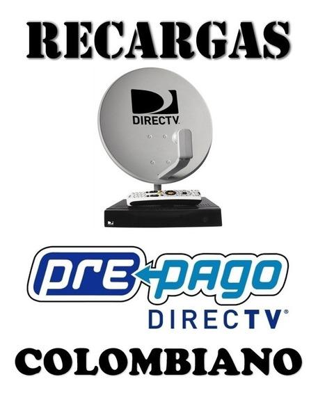 Recargas Directv Prepago - Directv Colombiano
