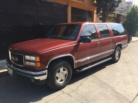 Chevrolet Suburban 5.3 Paq A 295 Hp Mt 1998