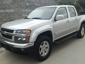 Chevrolet Colorado B L5 Aa Ee Doble Cabina 4x4 At 2010