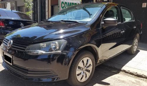 Volkswagen Voyage 2014 Gnc -anticipo 480 Mil Y Cuotas-