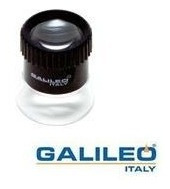 Lupa De Apoyar De Alta Graduación - Aumento 15x - Galileo