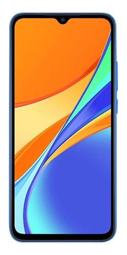 Celular Smartphone Xiaomi Redmi 9 128gb Azul - Dual Chip