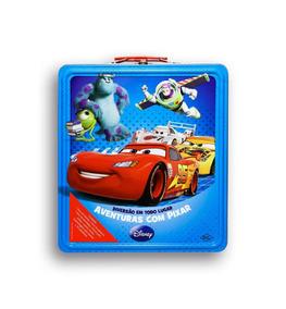 Livro Diversão Em Todo Lugar - Aventuras Com Pixar