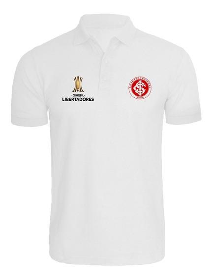 Camiseta Camisa Polo Torcedor Internacional Colorado Gaúcho
