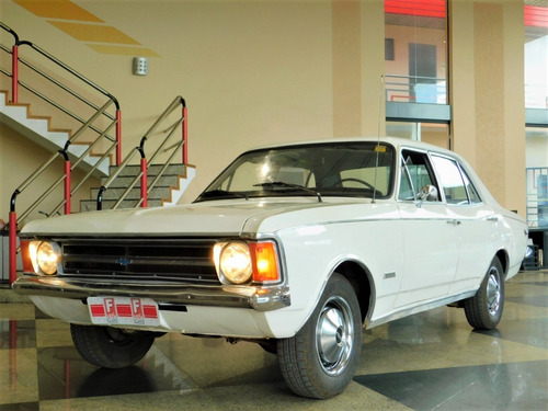Chevrolet Opala De Luxo 2.5 4cc 1973