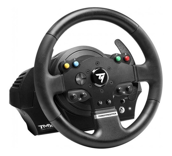 Volante Thrustmaster Para Xbox One & Pc Tmx Forcefeedback