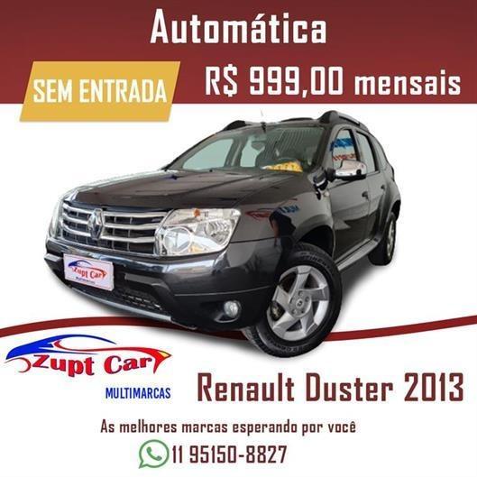 Renault Duster Sem Entrada / Zero Entrada / Oportunidade