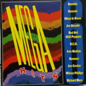 Mega Hits 6 1992 (lp Coletânea Internacional Zerado)