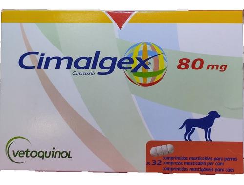 Cimalgex 80 Mg 32 Comprimidos Vetoquinol