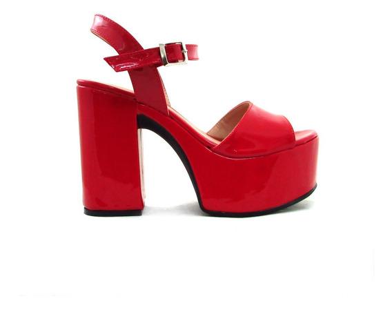 Zapatos Fiesta Mujer Sandalias Plataformas Moda 2020 Art 790