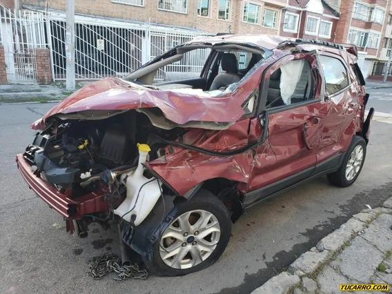 Chocados Otros Ford Ecosport Titanium
