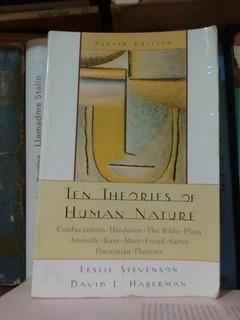 Stevenson Haberman - Ten Theories Of Human Nature