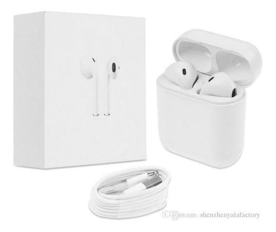 Fone De Ouvido Via Bluetooth Headset Wireless I8 Tws Afans