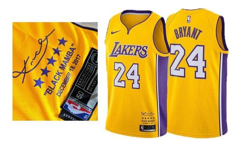 Regata Nba Lakers Kobe Bryant 24 Amarela Regata Basquete Nba