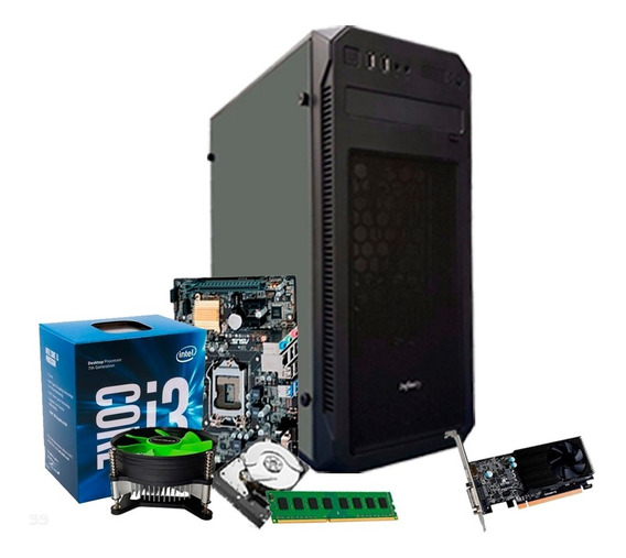 Pc Moba I3 7100, Geforce Gt 1030 2gb Gddr5, 8gb, Hd 1tb + Nf