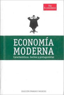 Economía Moderna - Simon Cox - The Economist