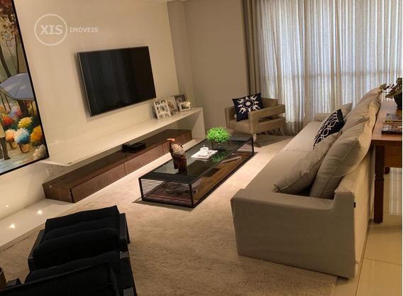 Apartamento 4 Suítes, St Oeste, Premier Lac De Rose - 166 M²