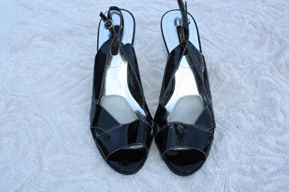 Zapatos Sandalias Importados Eeuu 38.5 Reba