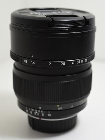 Mitakon Zhongyi Speedmaster 85mm 1.2 O Sonho P Nikon