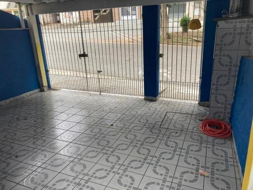 Imagem 1 de 21 de Sobrado 3 Quartos Santo André - Sp - Vila Guaraciaba - V4457