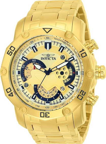 Relógio Invicta Pro Diver 22761 Masculino Original Envio 24h