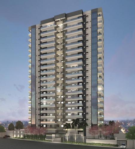 Lançamento Alto Padrao No Nova Aliança, Plaza De Espana, 3 Suites, Lavabo, Varanda Gourmet Em 143 M2 Com Lazer Completo - Ap02195 - 68408723
