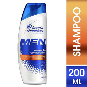 Shampoo Head E Shoulders Anticaspa Prev Queda Men 200ml