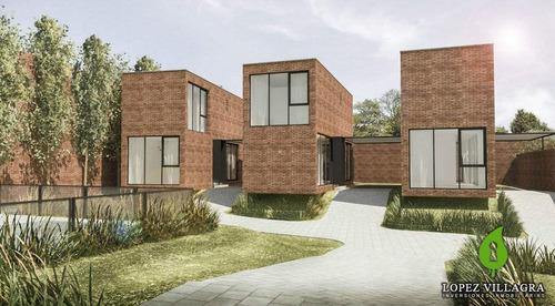 Duplex 2 Dor. Complejo Cerrado En Villa Allende (preventa)
