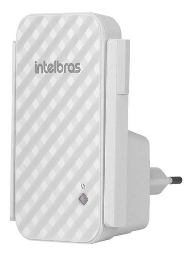 Imagem 1 de 3 de Repetidor Intelbras IWE 3001 branco 100V/240V