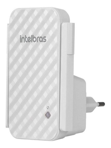 Repetidor Intelbras IWE 3001 branco 100V/240V