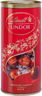 Chocolate Lindt Lindor Milk Tubo 400g