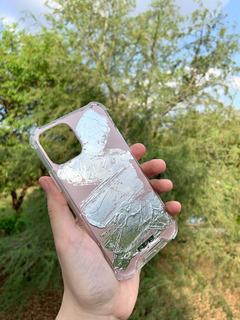 Funda Para Celular iPhone 11 Pro, Pintada A Mano Nine