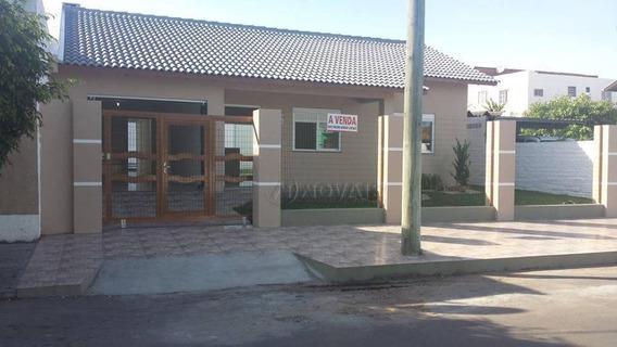 Casa Residencial À Venda, Nova Tramandaí, Tramandaí. - Ca1810