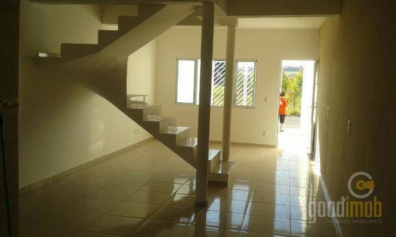 Sobrado 2 Dormitórios E Varanda Jardim Santa Marta - So0017