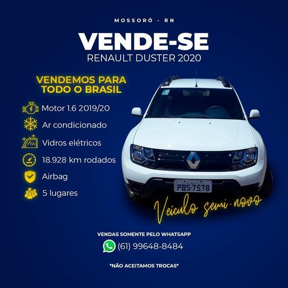 Renault Duster 1.6 2020