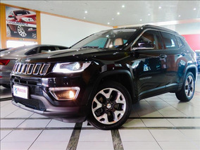 Jeep Compass 2.0 16v Limited Flex Automático