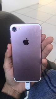 iPhone 7 Rosê - 256g