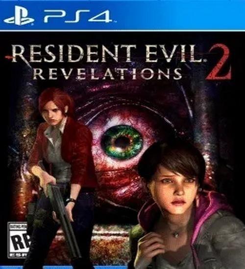 Resident Evil Revelations 2 Ps4 Psn Code 1 Envio Na Hora