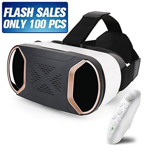 654011bf2b Hongyuan 3d Vr Headset Gafas De Realidad Virtual Para Jugar - $ 39.900 en  Mercado Libre