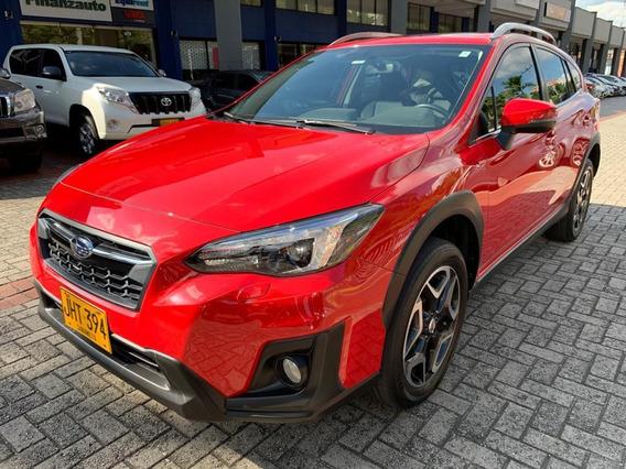 Subaru Xv Dynamic Limited 2.0 2018 5 Puertas Rojo