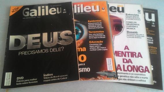 Revista Galileu Ano 2002