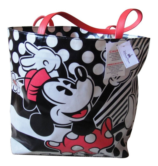 Bolsa Minnie Park Disney 100% Original E Importada Fluor