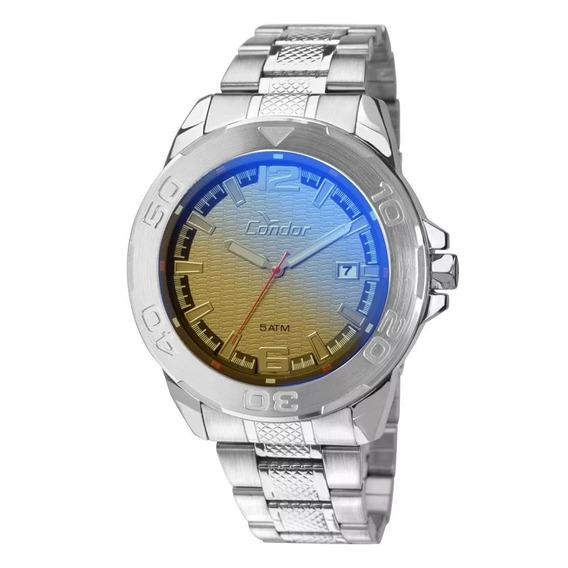 Relógio Masculino Condor Co2415am / 3c Analógico Reflexivo