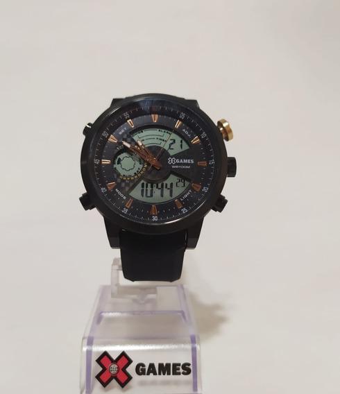 Relógio Masculino X-games Xmspa017 P2px
