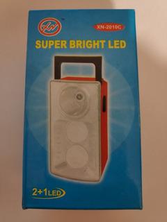 Lanterna Ao Ar Livre Super Bright Led Xn-2010c
