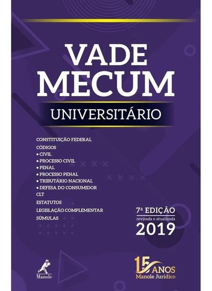 Vade Mecum Universitario - 7 Edicao
